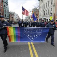 Boston St. Patrick's parade faces boycott calls after gay vets are snubbed