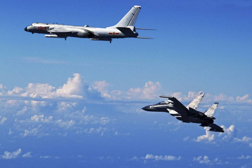 Chinese defense spending stokes concern, debate as military ramps up operations in air and sea near Japan