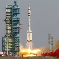 China developing advanced lunar mission spaceship, report says