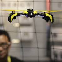 Top manufacturer says drones should transmit identifier for security