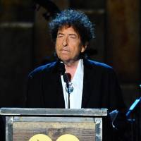Nobelist Dylan gives rare interview, talks about his music, Sinatra, Elvis