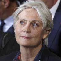 Fillon's wife charged in fake jobs scandal as French election nears