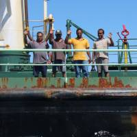 NATO should help as illegal fishing led pirates to hijack tanker: Somali officials