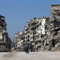 Syria rebels agree on Russia-monitored final evacuation from Homs district