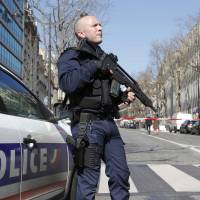 Letter bomb explodes at France office of IMF, injuring one