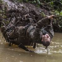 U.S. troops return to jungle training, use Oahu rain forest as part of Pacific pivot