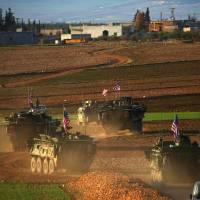 U.S. sends more forces to Manbij to keep rival allies focused on Islamic State, not each other