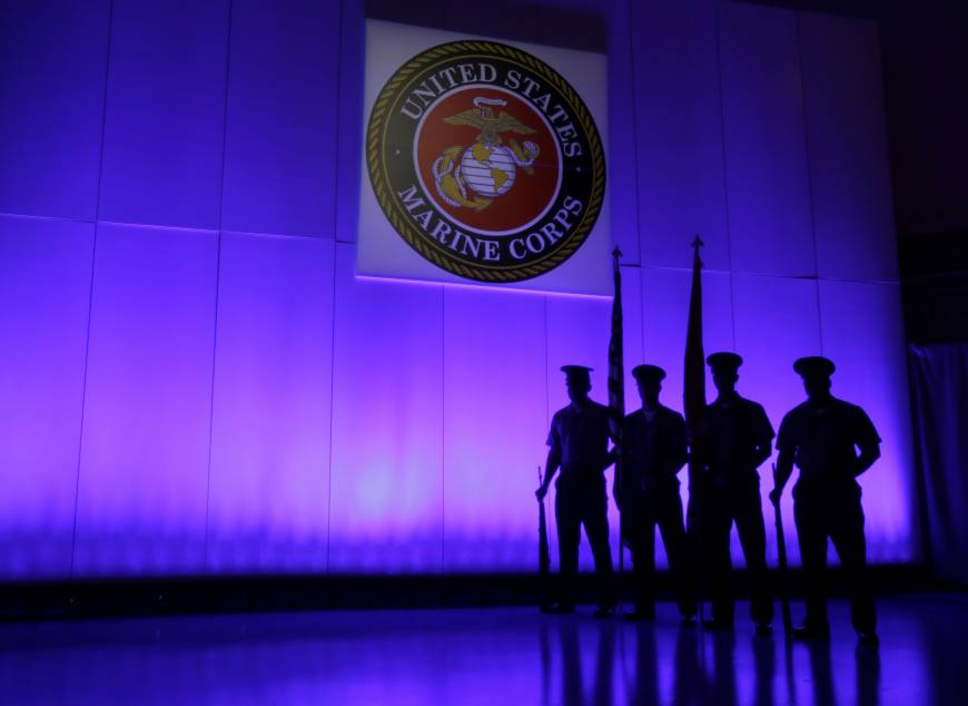 Some U.S. Marines under probe for sharing secretly taken nude photos of servicewomen