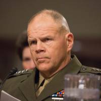 Top Marine takes Senate flak, vows to combat online nude photo-sharing