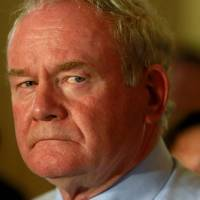 Street fighter to peacemaker: Northern Ireland's Martin McGuinness dies at 66