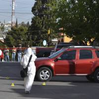 Mexican reporter gunned down in Chihuahua third journalist slain in March