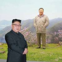 North Korean leader Kim Jong Un visits the remodeled Korean Revolution Museum in this undated photo released Tuesday. | KCNA / VIA REUTERS