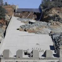 California faces 'significant risk' if tallest U.S. dam's spillway isn't fixed before downpours