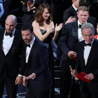 PwC issues apology, Academy releases statement on Oscars flub