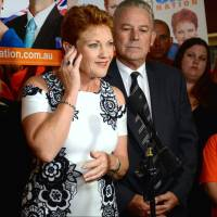 Landslide defeat in Australian state election leaves PM's party, One Nation grappling for answers
