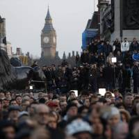 U.K. parliament reviews culture of openness following attack