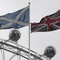 Scotland makes formal request to U.K. for independence