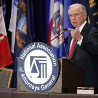 Sessions paints dire crime picture, signals police need less federal scrutiny, civil rights probes
