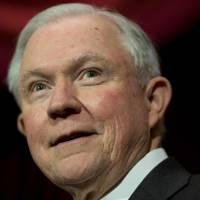 U.S. Attorney General Sessions, overseeing probe into Russian hacking of election, spoke with Russian ambassador during campaign