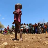 Women, children main victims as famine, cholera worsen in drought-hit Somalia