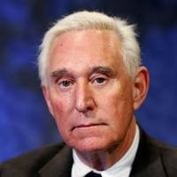 Trump ally Stone offers to testify in Russian meddling probe, denies any 'collusions'