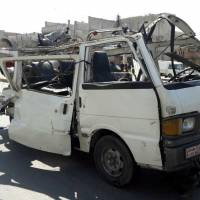 Qatar-, Iran-brokered deal reached to evacuate four besieged Syrian towns