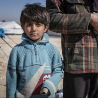 Syrian children show signs of severe 'toxic stress' from prolonged war exposure