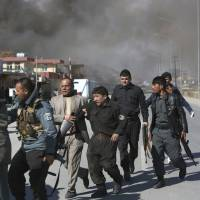 Brazen, coordinated Taliban suicide attacks, firefight kill 16 in Kabul as terror group makes gains
