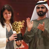 Canadian who focuses on kindness wins $1 million global teaching excellence award