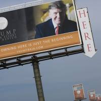 Mexico gives blessing to Trump trademarks for hotels and tourism-related ventures