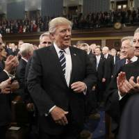'Presidential' Trump stuns viewers of his speech to Congress