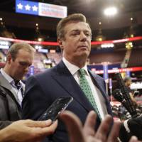 Former Trump campaign chairman Manafort secretly worked for Russian billionaire to help Putin a decade ago