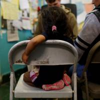Trump administration considers separating mothers from children at Mexican border