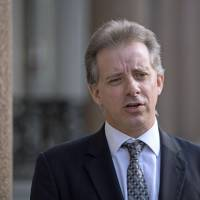 Ex-U.K. spy who compiled dossier of unproven Trump ties to Russia is now back at work