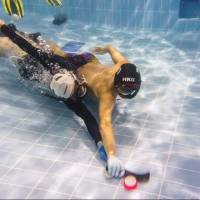 Different strokes: Underwater hockey makes splash in Hong Kong