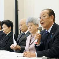 Families push Japanese government for more action to bring abductees home from North Korea