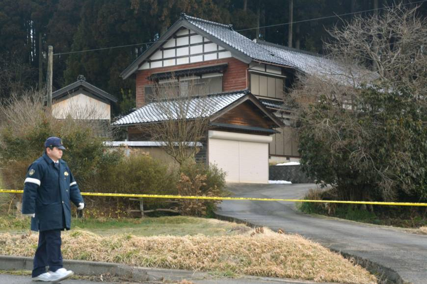 Police ID body of Ishikawa high school student discovered bound and stabbed to death in deserted home