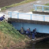 Murder suspected as missing Vietnamese girl turns up near Chiba drainage ditch