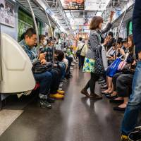 Toei Subway will install several cameras in the ceiling of every car over the period of just under 10 years from next August. | ISTOCK