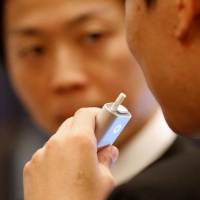 British American Tobacco's Glo device has proved popular in its Japan debut, limited to Sendai. A wider release is set for later this year. | REUTERS