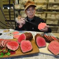 Japan's food fakery: a tradition designed to tantalize