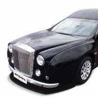 Mitsuoka Motor releases classic hearse in Taiwan for 'ultimate final ride'
