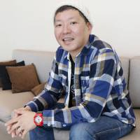 Freelance writer Goro Murahashi has written a book about the infertility troubles of husbands in Japan. | KYODO