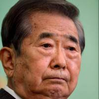Ex-Tokyo Gov. Ishihara ready to sue over stalled Tsukiji relocation