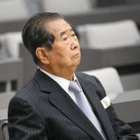 In second questioning, Ishihara denies responsibity for Tsukiji relocation plan