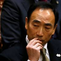 Principal of scandal-hit Osaka school says he got donation from Akie Abe