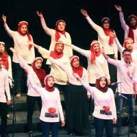 Choral event in Cairo mourns Japanese disaster victims