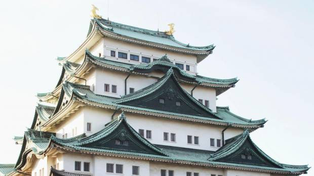Nagoya Castle's concrete tower to be restored as wooden structure
