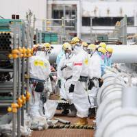 Nuclear businesses have seen a serious shortage of human resources since the March 2011 meltdowns at the Fukushima No. 1 power plant. | KYODO