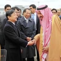 No shopping rush seen in Tokyo from 1,000-strong Saudi delegation